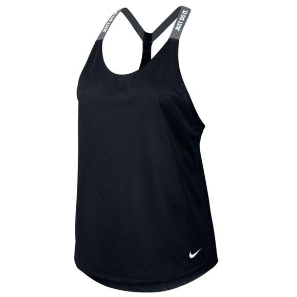 Nike Tops | Drifit Black Active T Back